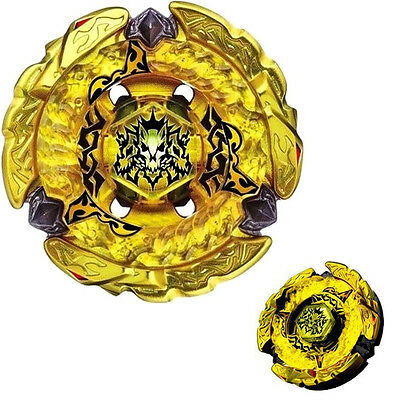 BEYBLADE METAL FUSION BB-99 GOLD HELL HADES KERBECS 4D System NEW FIGHT TOY