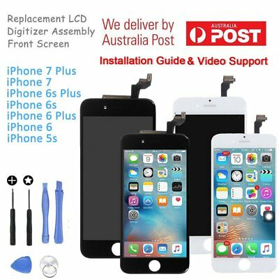 LCD Touch Screen Digitizer Replacement For iPhone 6s / 6s Plus / 6 / 6 Plus AU
