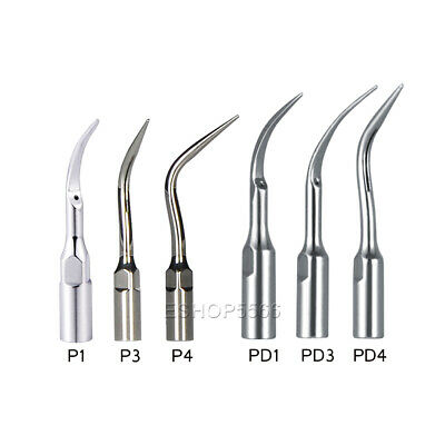 1PC Dental Ultrasonic Scaler Perio Scaling Tips For EMS/WOODPECKER/DTE/SATELEC