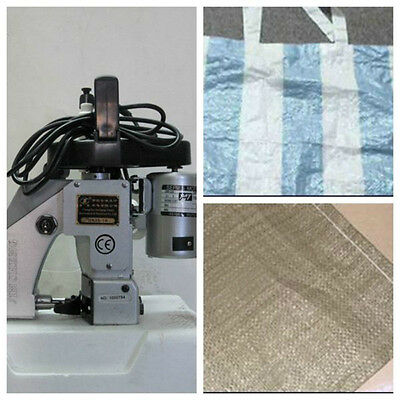 GK26-1A Industrial Portable Bag Closer Stitching Sewing Machine