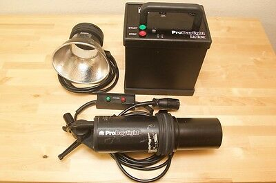 Profoto ProDaylight 1200 HMI Kit with Electronic Ballast, Daylight