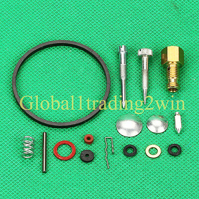 Carburetor Kit For Tecumseh 31840  Sears Craftsman Toro MTD Ariens Snowblower