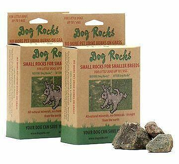 Dog Rocks Lawn Burn Prevention for Small Dogs - 100g