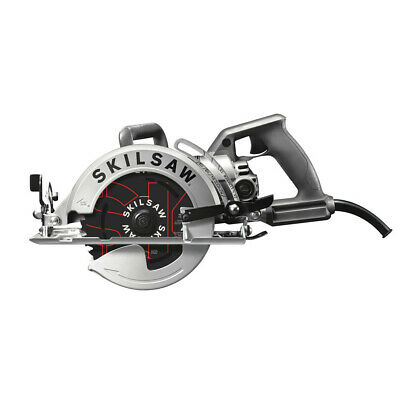 "Skil 7-1/4"" Worm Drive Circular Saw w/Skil Blade SPT77W-01 Reconditioned"