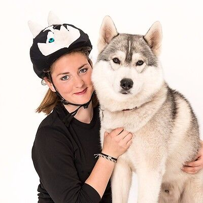Husky / Wolf helmet cover, suitable for technically all kinds of sport helmet