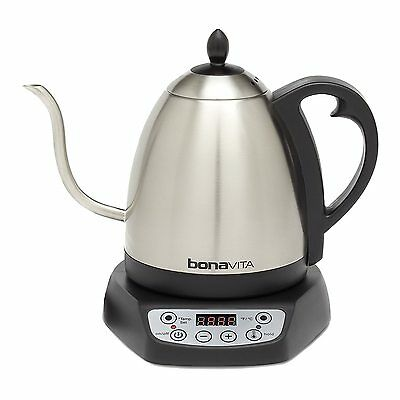 Bonavita 1L Digital Variable Temperature Gooseneck Kettle