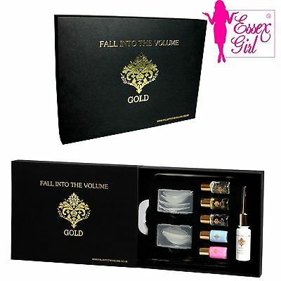 New Pro LVL Fall Into The volume Gold Lash Lifting kit -Lash Volume Lift (LVL) 2