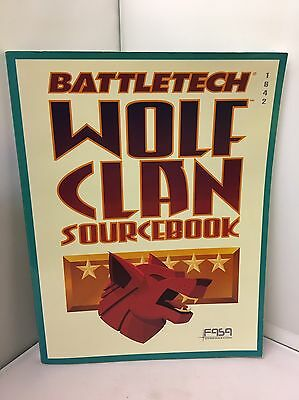 Battletech Wolf Clan Sourcebook (1642).