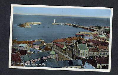 Posted 1951 View of the Harbour, Donaghadee, County Down, Northern Ireland