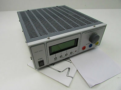 411 Laboratory Power Supply Adjustable PSP 1405 0 - 40 V/DC 0 - 5 A 200 W RS-232