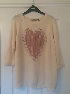 New Look Maternity Jumper Size 16