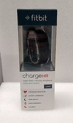 Fitbit Charge HR Wireless Activity & Heart Rate Wristband Small & Large