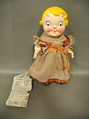 Vintage Campbell's Soup Rubber Doll #2
