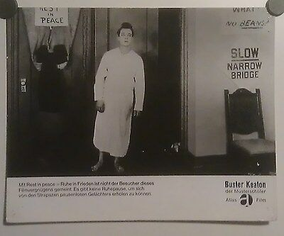 College James W. Horne Buster Keaton Anne Cornwall Lobby Card