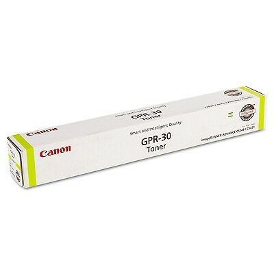 Canon Yellow Toner Cartridge for Use in Imagerunner Advance C5045 C5051 C5250 Es