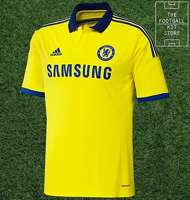Chelsea Home / Away Shirt - Official adidas Football Jersey - Mens - All Sizes