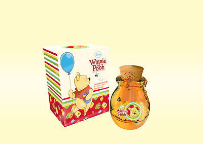 WINNIE the POOH,50mL EAU DE TOILETTE SPRAY IN A ''HONEY POT SHAPED BOTTLE''