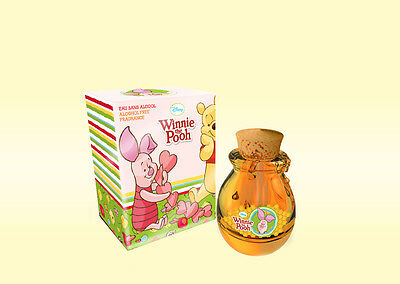 WINNIE the POOH with PIGLET, 50mL E.D.T, SPRAY IN A ''HONEY POT SHAPED BOTTLE''