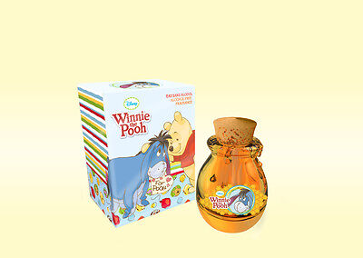 EEYORE EAU DE TOILETTE 50mL,SPRAY IN A ''HONEY POT SHAPED BOTTLE''