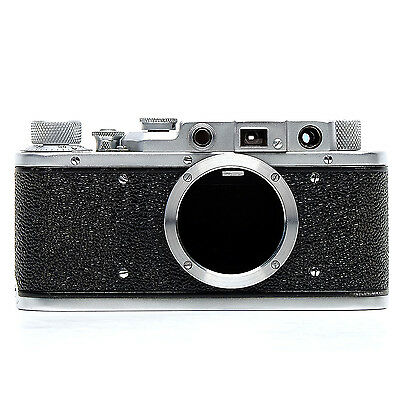 Leica Copy Fed Zorki Camera Body.