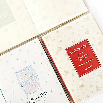 New Planner Scheduler Organizer Journal _ 7321Design La Petite Fille Diary