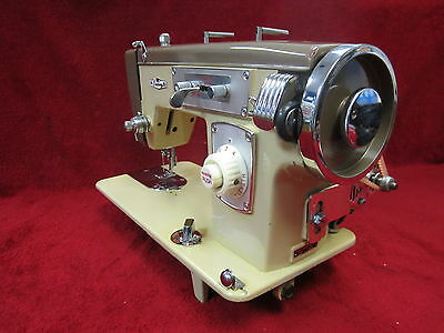 HEAVY DUTY SAVOY industrial strength sewing machine for LEATHER & UPHOLSTERY
