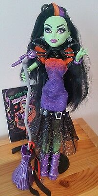 Monster high Casta Fierce Halloween doll