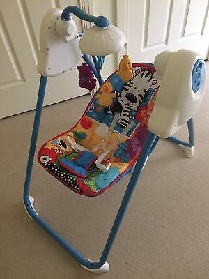 Fisher Price Fold and Stow swing