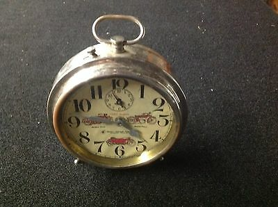 1927 Indian motorcycle alarm clock