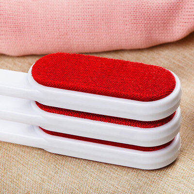 Magic Lint Dust Brush Pet Hair Remover Clothing Cloth Dry Cleaning with Swivel