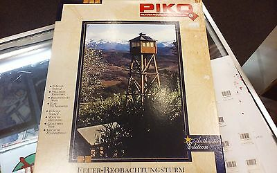 Piko Feuer-Beobachtungstum Fire Post G Scale 62222