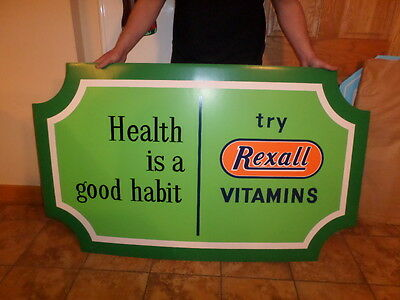 rexall drugs store sign.