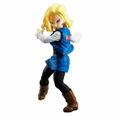Bandai DragonBall Z STYLING Collection Android #18 人造人間18号 Figure