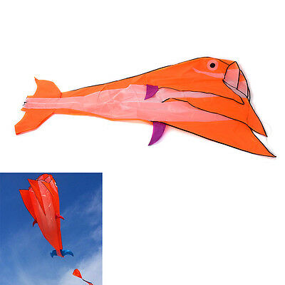 2.1m whale Kite Line Software Power Kite With Flying Tools Inflatable  IO