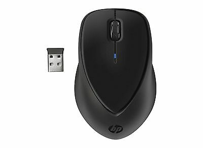 HP Comfort Grip 2.4GHz Wireless Long Life USB Optical 1600DPI Mouse [H2L63AA]