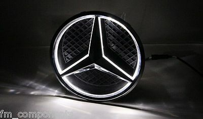 Led star front Mercedes Class C W205 S205 2014-