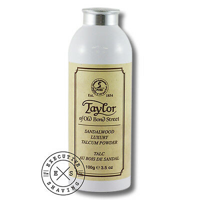 Taylor of Old Bond Street Santal Talc Poudre 100 g (7155)