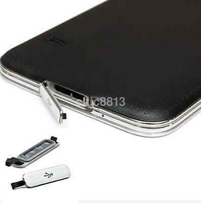 USB Charge Dock Charging Port Waterproof Cover For Samsung Galaxy S5 G900F G900H
