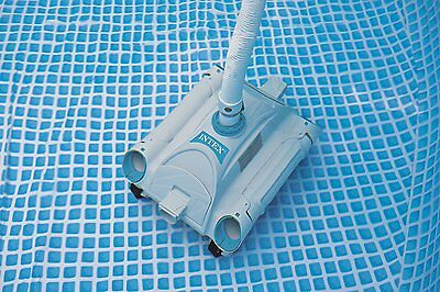 Intex Automatic Swimming Pool Cleaner Above Ground Vacuum Head Auto Vac Robot