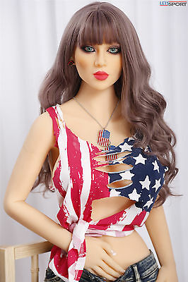 4.59ft Realistic hip 3D TPE multi-functional stand-up Model Muse Real doll