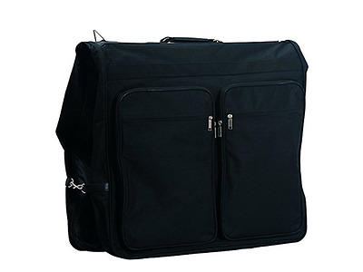"""New Deluxe 47"""" Suit Dress Garment Storage Rip Resistant Luggage Clothes Bag"""