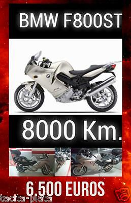 Bmw F 800 St Impecable