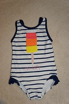 NEXT baby girl swimsuit 6-9 months vgc