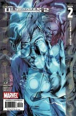 Ultimates (Vol 2) #   2 Near Mint (NM) Marvel Comics MODERN AGE
