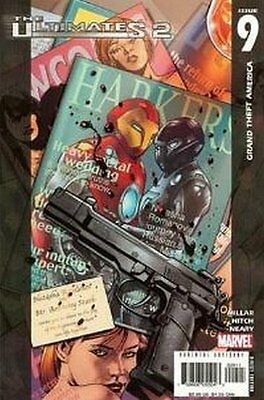 Ultimates (Vol 2) #   9 Near Mint (NM) Marvel Comics MODERN AGE