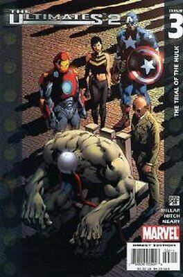 Ultimates (Vol 2) #   3 Near Mint (NM) Marvel Comics MODERN AGE