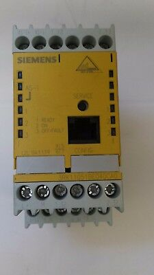 Siemens 3Rk1105-1Be04-0Ca0 /3Rk11051Be040Ca0 Safety Relay