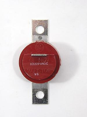 New General Electric GE MOV V320PA40C Circuit Protection Metal Oxide Varistor