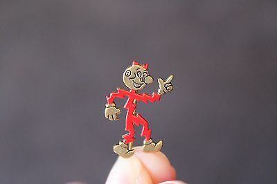 Vintage Reddy Kilowatt Stick Pin