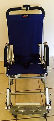 Stealth Flash Special Needs Stroller Wheelchair 100 lb Weight Capacity